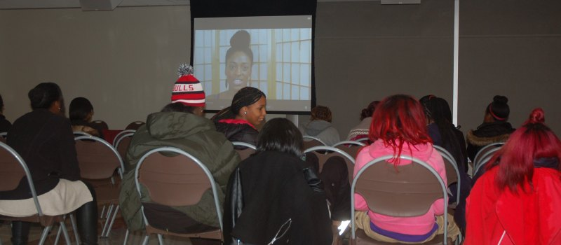 The Going Natural Video Diaries at the Women of Color & Identity Conference