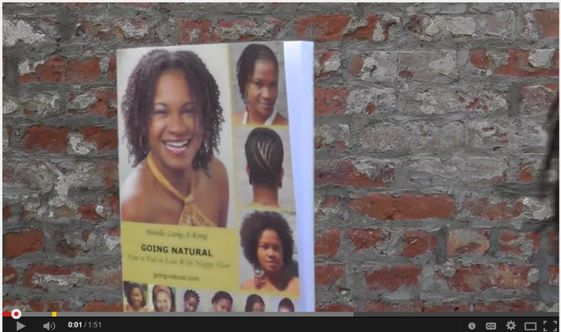 Going Natural Book Giveaway