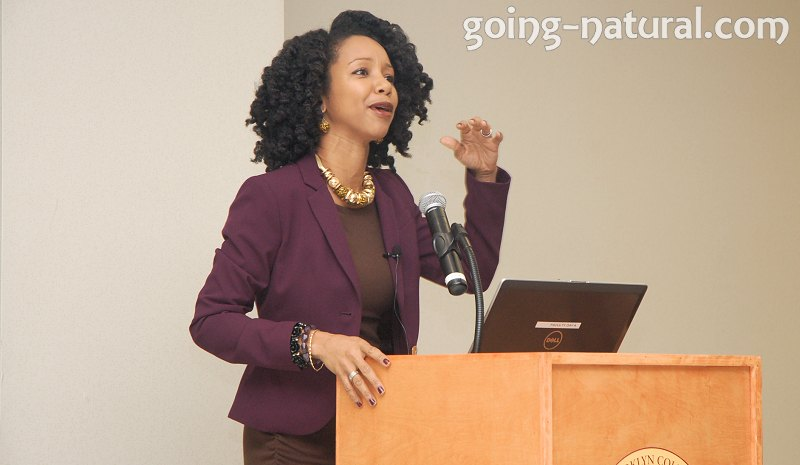 lurie-favors at the Women of Color & Identity Conference