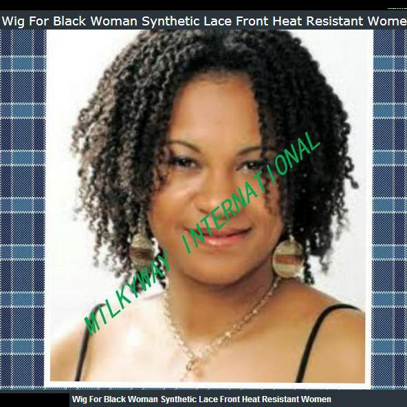 wig for black women with natural hair