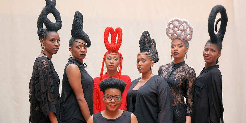 Natural Hair Show Boucles d'Ebene Paris