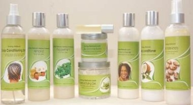 shop going natural hair care