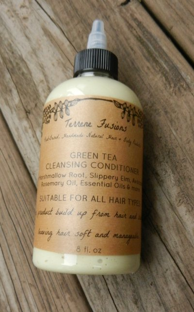 Cleansing Conditioner Wood