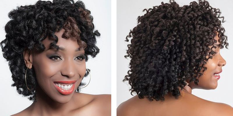 Natural Hairstyles from Bohemian Soul
