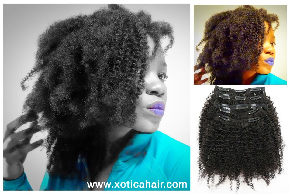 What to look for when shopping for Natural Hair Extensions