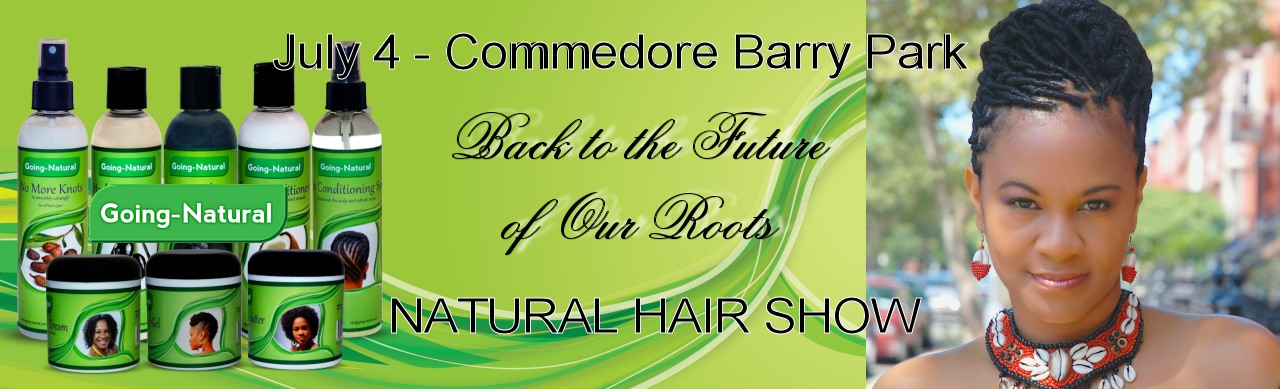 Back to the future of our Roots Hair show