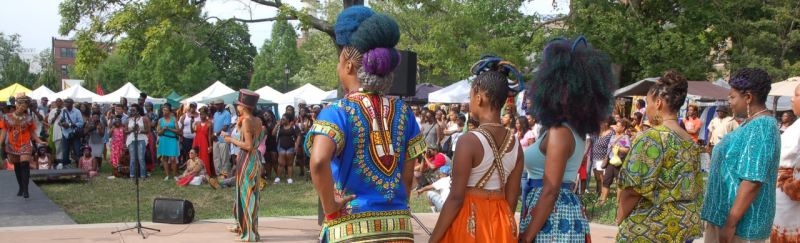 Back to the Future of our Roots Natural Hair Show