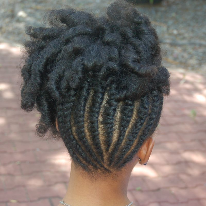 flat twists curls coils going natural hair care back