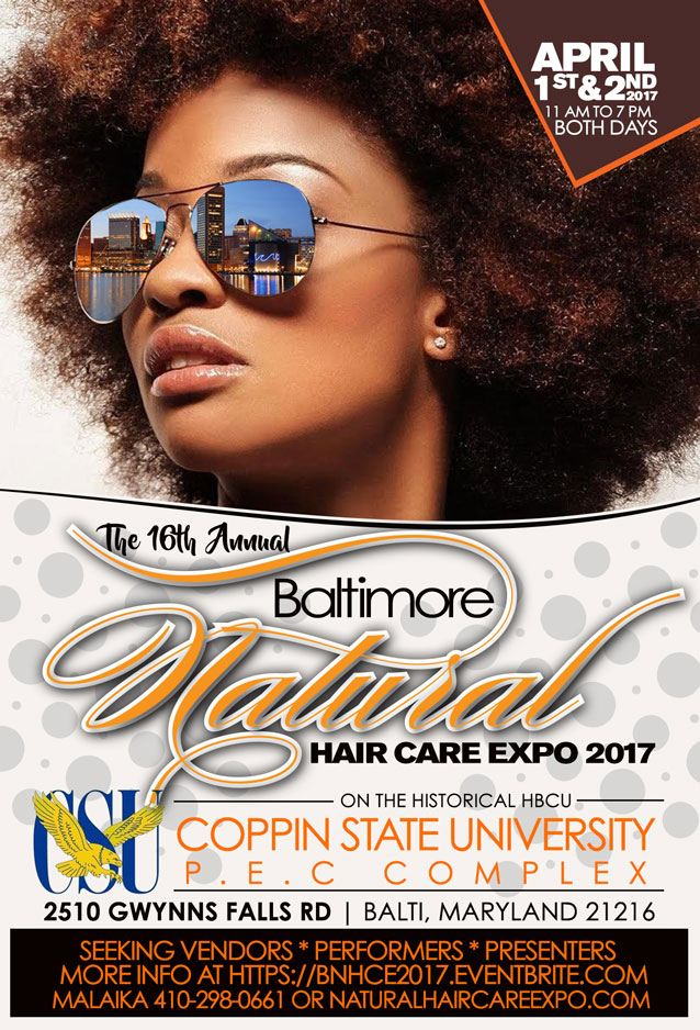 Natural Hair Expo Baltimore
