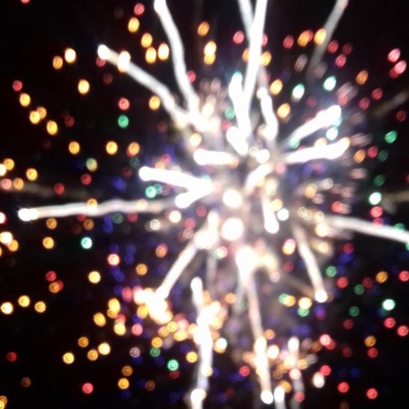midnight run central park nyc 2017 fireworks