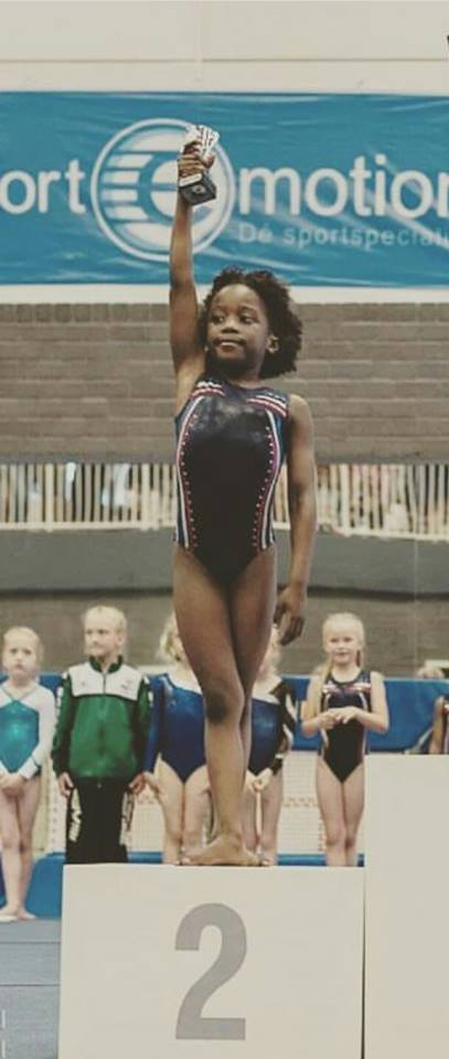 going natural hair care for girls zoe the champ gymnast