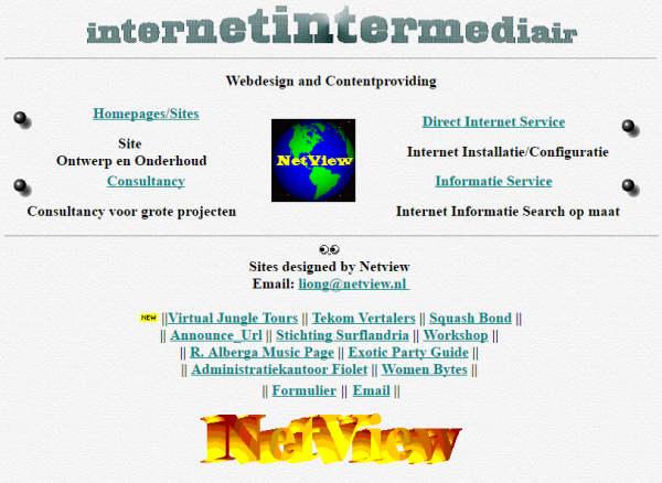my 1st website