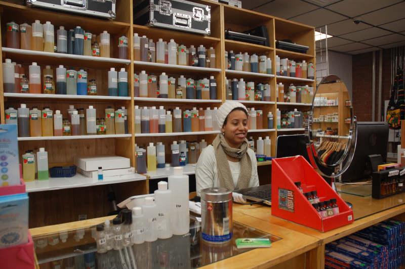 nicholas brooklyn store