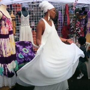 Moroccan Magic Dress