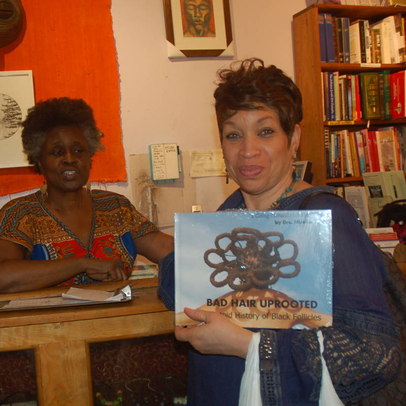 Bad Hair Uprooted at Sister Uptown BookStore