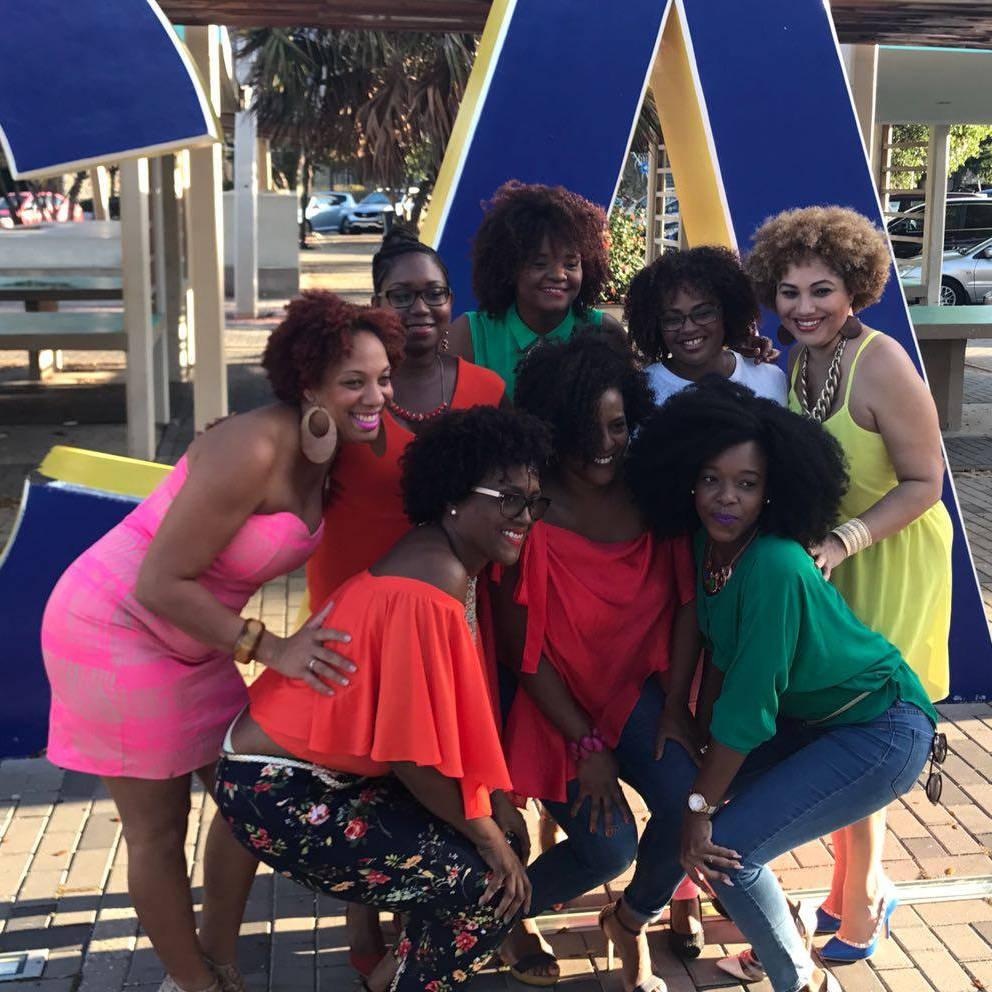 Kuralicious Natural Hair and beauty Fest Curacao