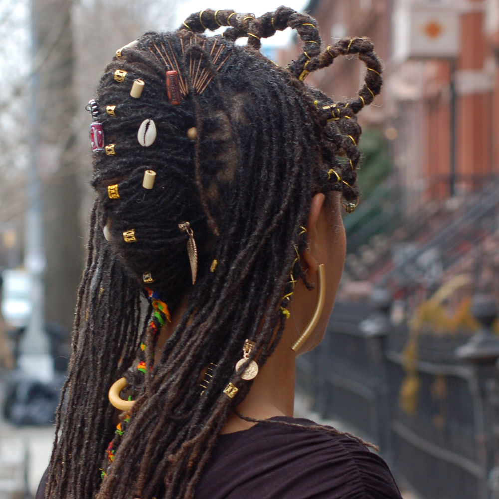 black panther hairstyle braidlocsback