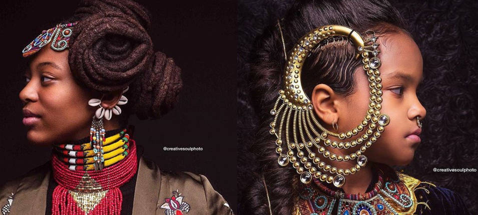 Wakanda hairstyles from Black Panther
