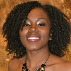 Nina Ellis Hervey Twist Out with the Going Natural Silky Shea hair Butter