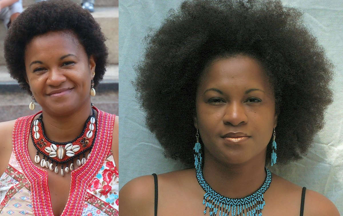 How to grow an Afro