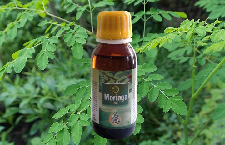 moringa oil health