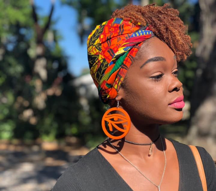 What Naturals Love Headwraps