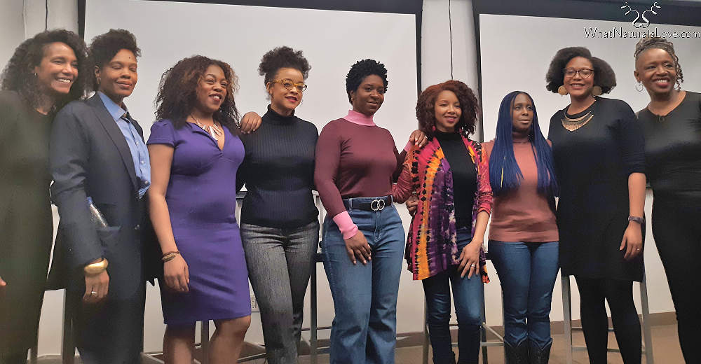 Celebrating Hair diversity Law NYC