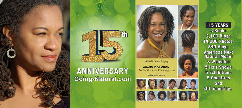 15th Anniversary of Going Natural How to Fall in Love with Nappy Hair