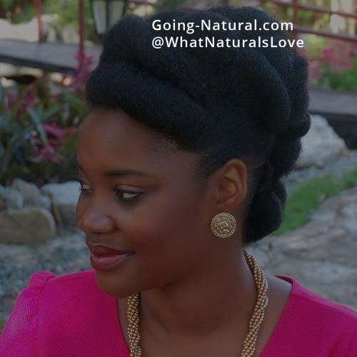 Natural Hairstyles Gallery