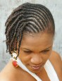 Mireille Liong Flat Twists in the book Going Natural How to Fall in Love with Nappy Hair