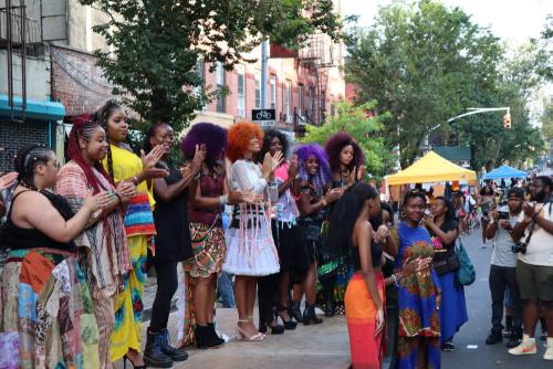 Going Natural Hair Shows & Events